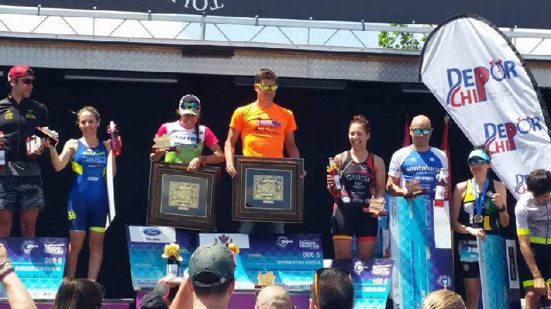 Campeonato Regional de Triatlon Media Distancia