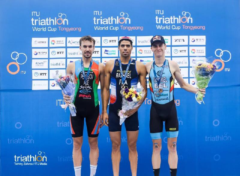 2017 Tongyeong ITU Triathlon World Cup