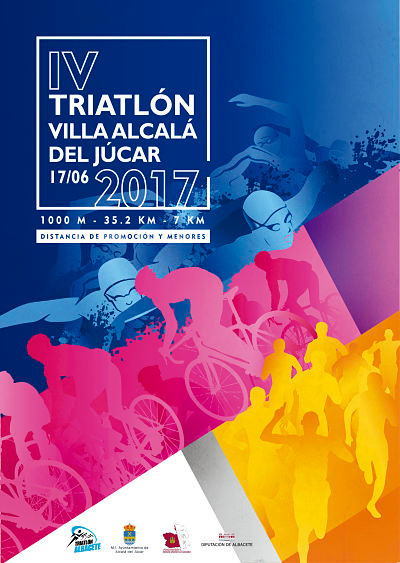 IV Triatlón Villa Alcalá del Júcar