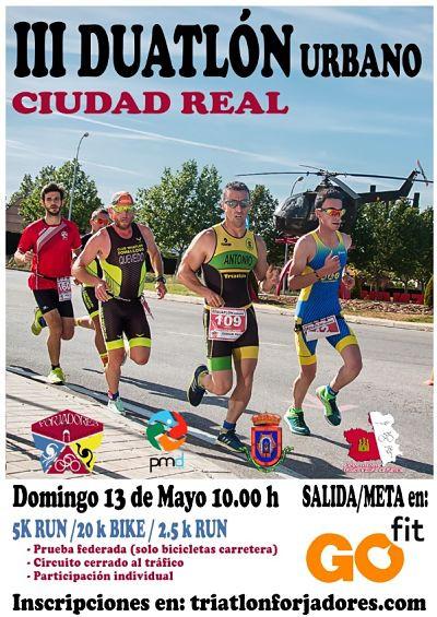 III Duatlón Sprint de Ciudad Real
