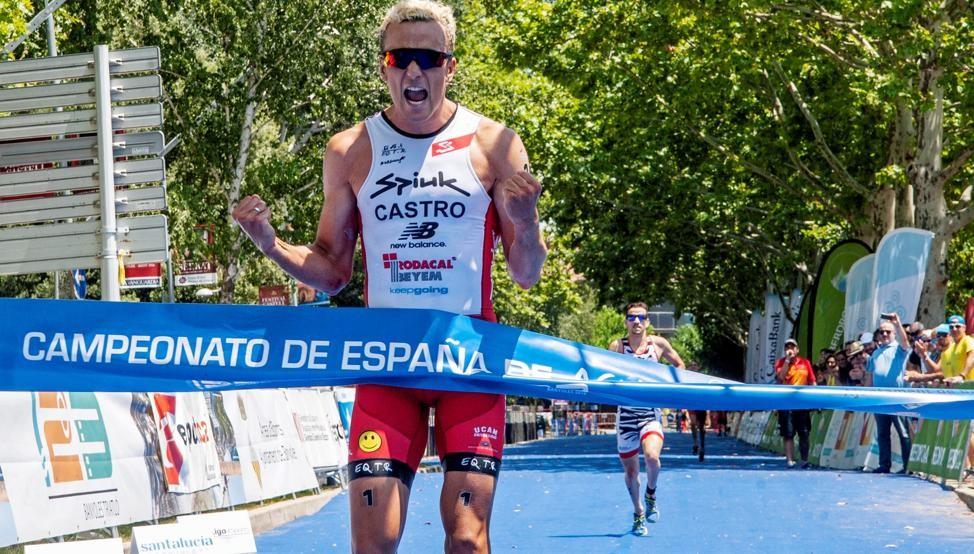 Campeonato de España de Triatlon Sprint y Acuatlon, Banyoles 2018.