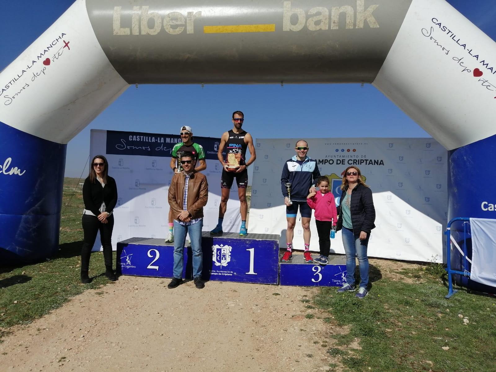 Resultados -Campeonato Regional de Duatlón Cross 20 -Información