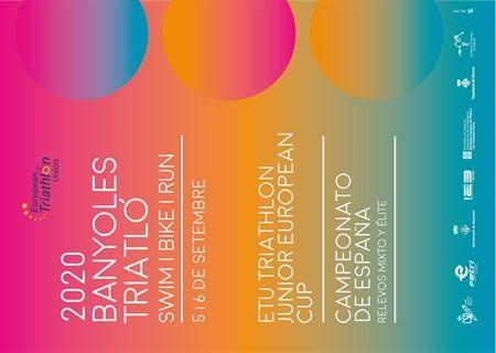 Campeonato de España distancia Olimpica-Banyoles