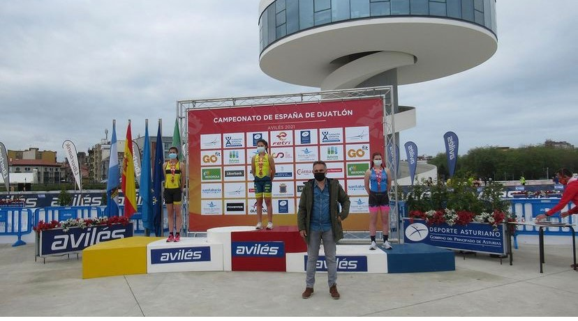 Campeonato de España Duatlón 21- Avilés