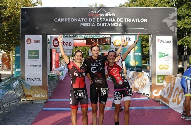 Campeonato de España de Triatlón de Media Distancia y
