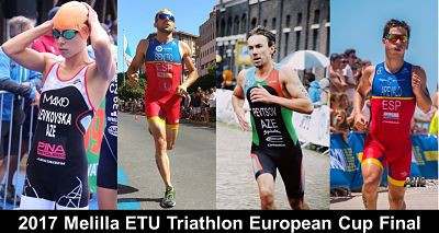 2017 Melilla ETU Triathlon European Cup Final